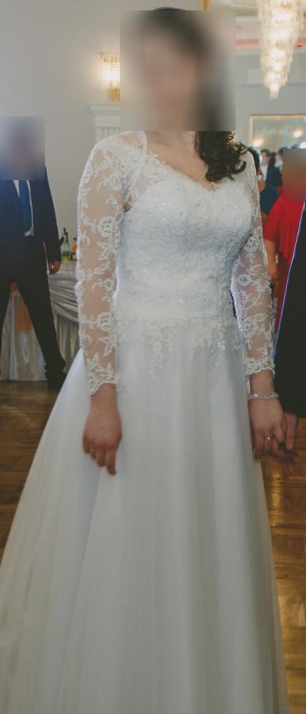 Suknia ślubna DONATA rozmiar 38 40