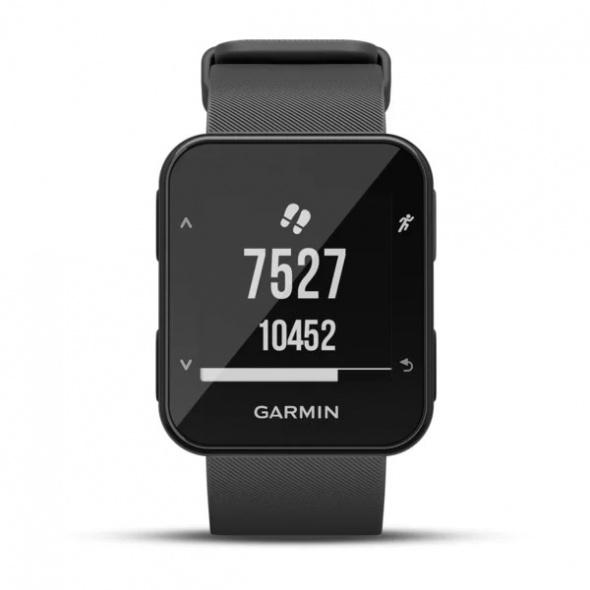Zegarek biegowy GPS z nadgarstkowym pomiarem tętna Forerunner 30