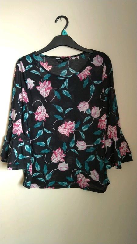 Dorothy Perkins bluzka kwiatki 40 L...