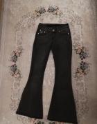 Spodnie dzwony Jane Norman 34...