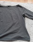 Bluzka tshirt khaki HM rozm L 40...