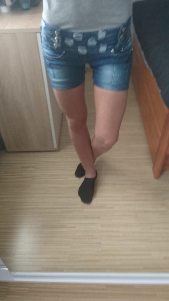 Spodenki Krótkie spodenki jeansowe