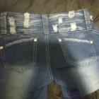 Krótkie spodenki jeansowe