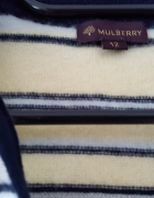 Oryginalna kamizelka vintage Mulberry...