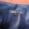 Granatowe z Moltonu