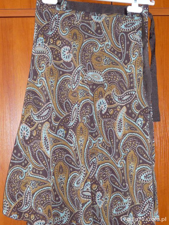 Spódnice Spódnica orient mgiełka