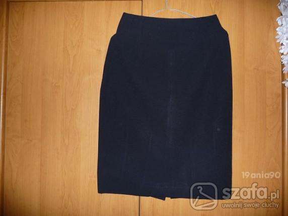 Spódnice czarna spódnica ołówek