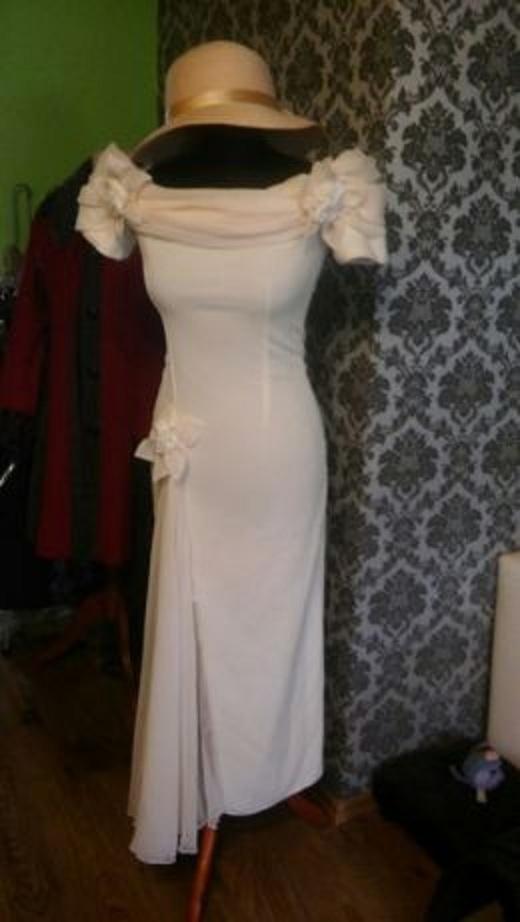 Długa suknia eriu 36