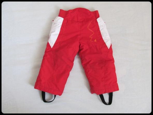 WEDZE Spodnie KOMBINEZON 15 do 2 lat