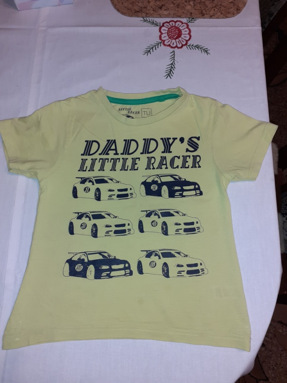 Koszulka z napisem