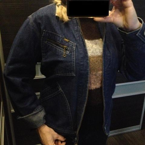 Odzież wierzchnia LEE katana jeans jak nowa