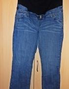 spodnie ciążowe biodra 108 centymetrow...