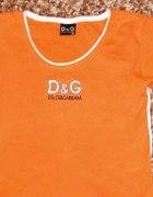 neonowa bluzka D G roz S