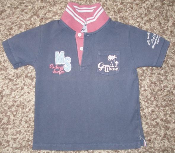 Bluzki MAYORAL bluzka polo roz 98