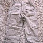 oliwkowe spodnie na lato roz 34 lub 36