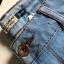 spodnie jeansy rurki 7 8