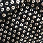 Spódniczka cekinowa mini spódnica siateczka S 36 Cubus