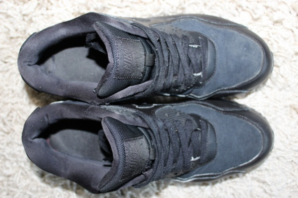 nike air max 90 czarne 40 buty sportowe adidasy wysokie w