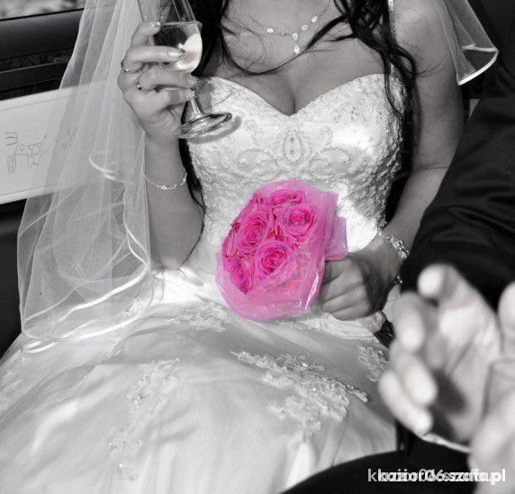 Suknie ślubne suknia sweetheart r 36 38
