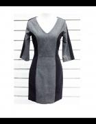 Sukienka Reserved z wełną...