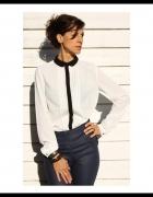 Elegancka biała bluzka Reserved...