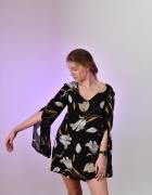 Nowa sukienka floral zwiewna kobieca...