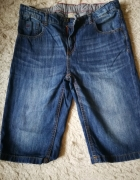 Spodenki jeansowe Zara...
