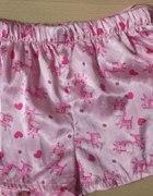 Piżamowe spodenki...