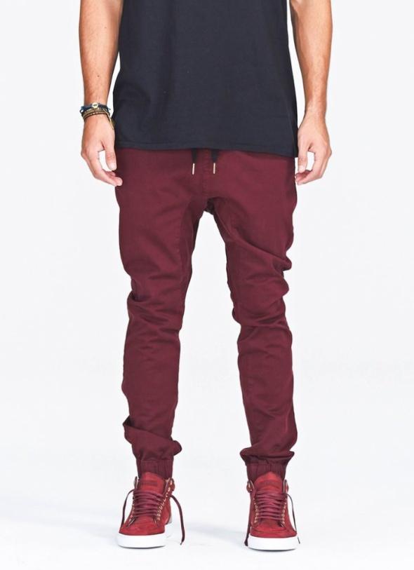 Spodnie Jack&Jones spodnie rurki meskie jogger L XL