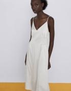 Sukienka bielizniana Zara...