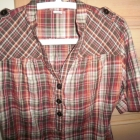 Camaieu nowa koszula bluzka w kratke krata