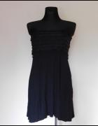 Tally Weijl czarna sukienka mini 36...