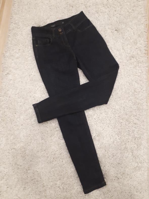 spodnie skinny rurki...