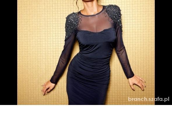 Suknie i sukienki Sukienka Ashley Brooke 40 42