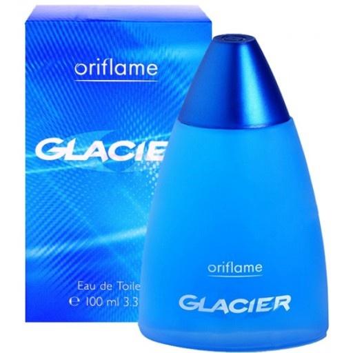 Perfumy Woda toaletowa Glacier nowa Oriflame