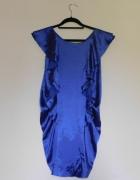 Kate New York sukienka kobalt mini 36...