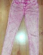 Marmurki różowe nowe