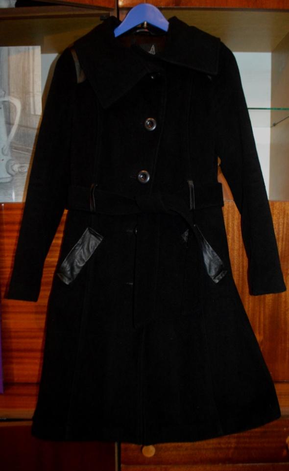 Płaszcz długi Coratex