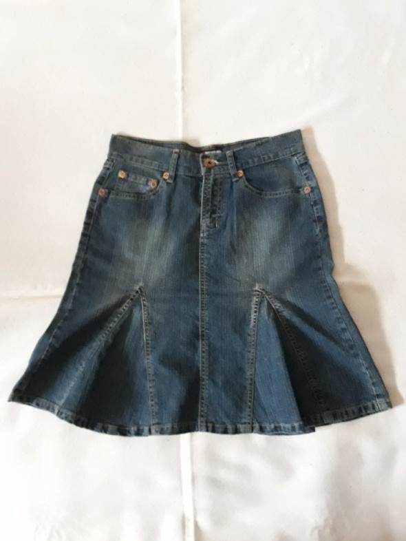 Spódnice Spódnica jeansowa r 36