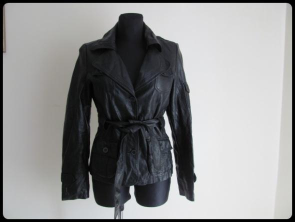 Odzież wierzchnia Czarna kurka damska skaja Reserved 36 S