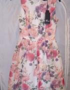 Makalu Piękna sukienka
