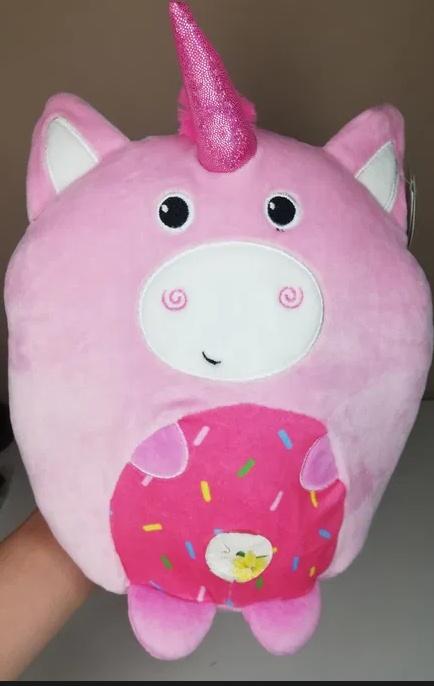 świnka zabawka pluszak pachnąca wanilia hit mega fajne nowe z metką