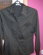 Czarna klasyczna koszula Olsen 36...