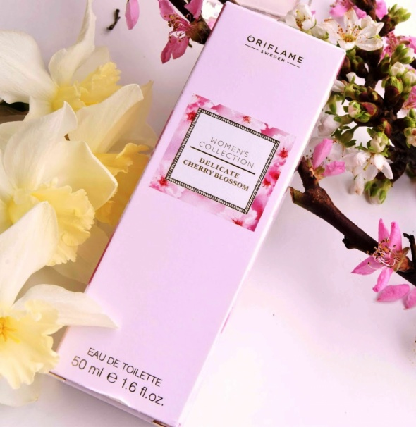 Oriflame Delicate Cherry Blossom edt 50ml...