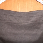 Brązowa elegancka spódnica ołówkowa S