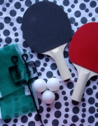 Zestaw do tenisa stołowego