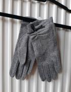 siwe rękawiczki h&m S...