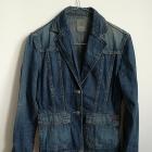 Esprit jeansowa kurtka S
