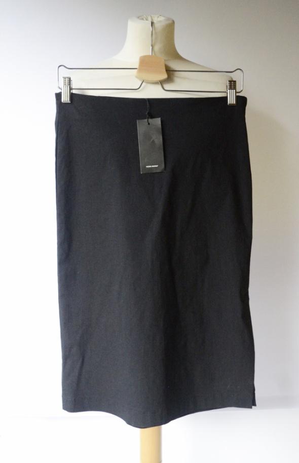 Spódnice Spódniczka Czarna S 36 NOWA Vero Moda Ołówkowa Elegancka Pracy