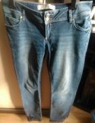 Spodnie jeansowe Clockhouse rozmiar 44...